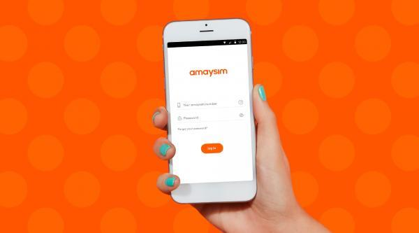 New amaysim mobile app for iOS and Android