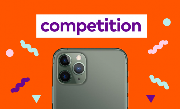 iPhone 11 Pro Instagram Competition