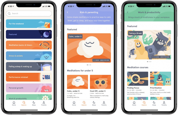 Headspace App