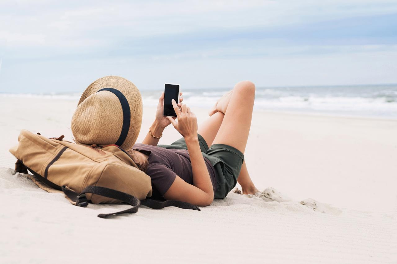 staying in touch when travelling abroad