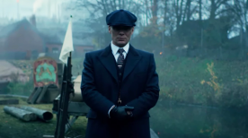 Peaky Blinders Season 5 Cover